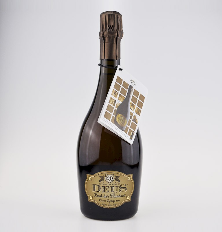 Deus - Brut de Flanders, Crown Craft Culture, Bier Tasting